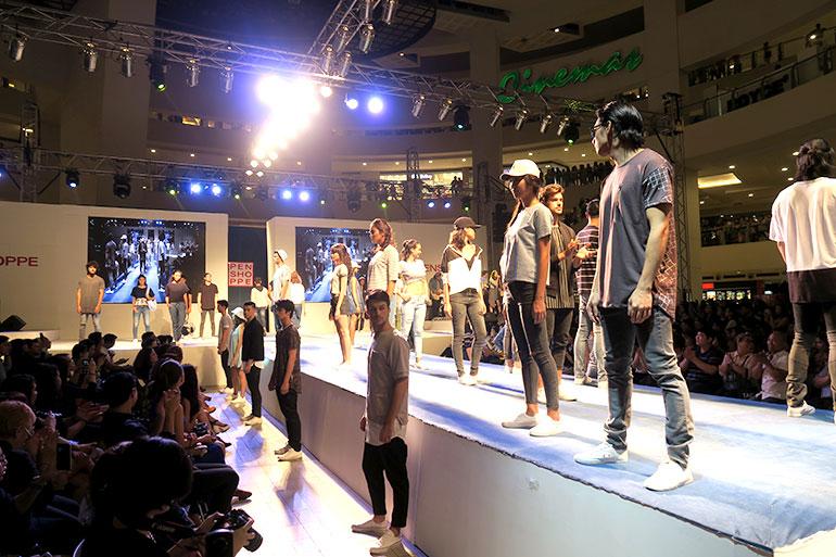18 Sandara Park - Penshoppe Denim Lab Fashion show 2016 - Gen-zel.com(c)