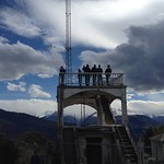 Gipfelgebäude
