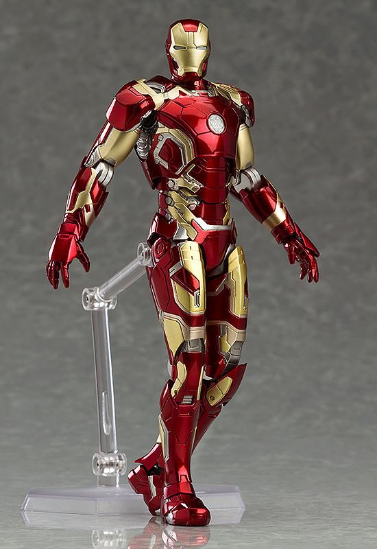 figma【鋼鐵人。馬克43】復仇者聯盟2:奧創紀元 Iron Man Mark XLIII