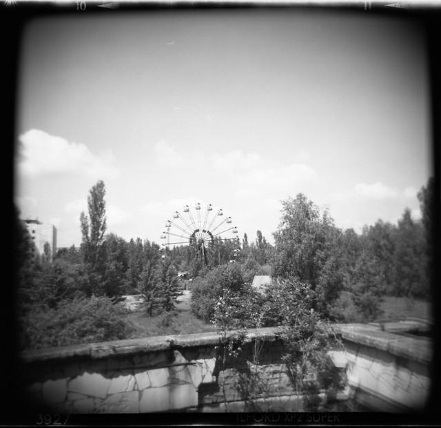Chernobyl - Holga-12
