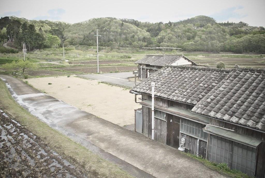 しり撮り写真 004 「うち」(山田さん)