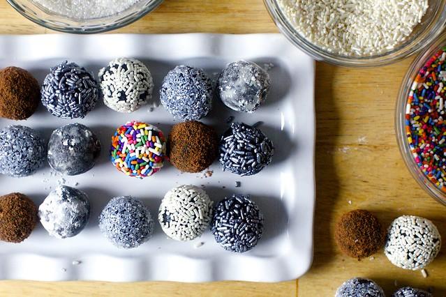fudgy bourbon balls – smitten kitchen