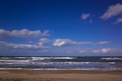 サンシャイン日本海 冬