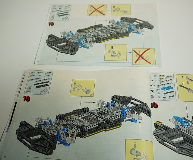 8880 Super Car The Best Engineered Classic Technic Set Of The 1990s