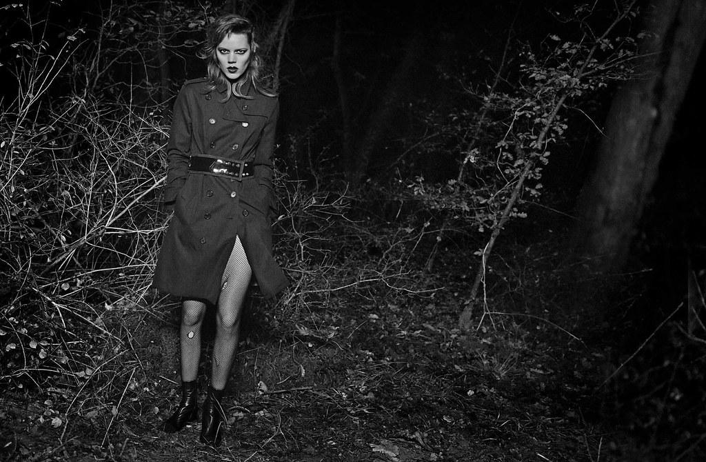 Фрея Беха Эриксен — Фотосессия для «Vogue» IT 2016 – 1