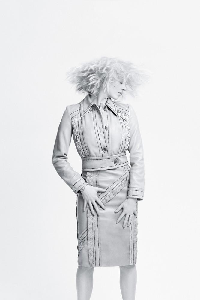Натали Дормер — Фотосессия для «Crash» 2015 – 5