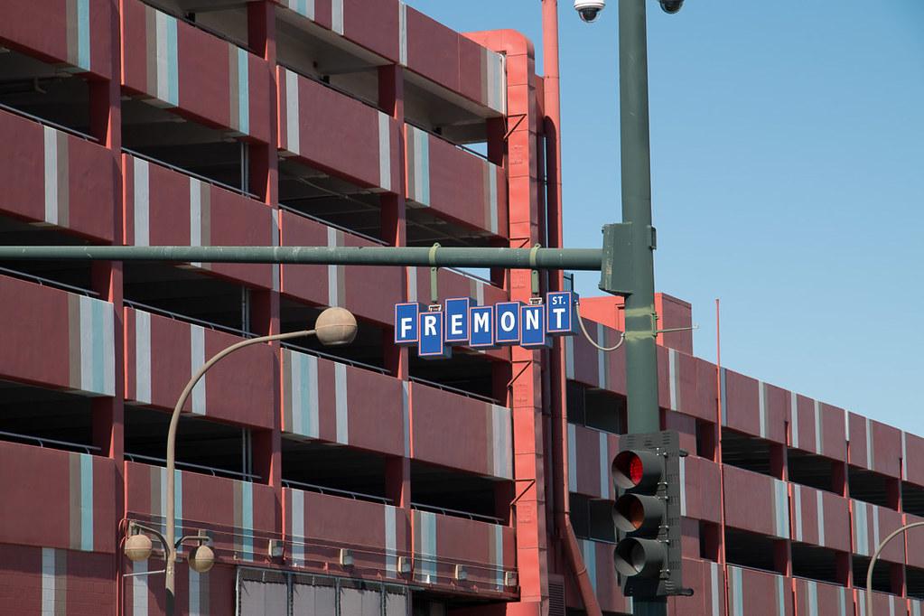 Fremont Street Zipline