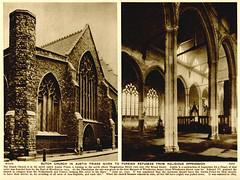 lost church: Dutch Church Austin Friars