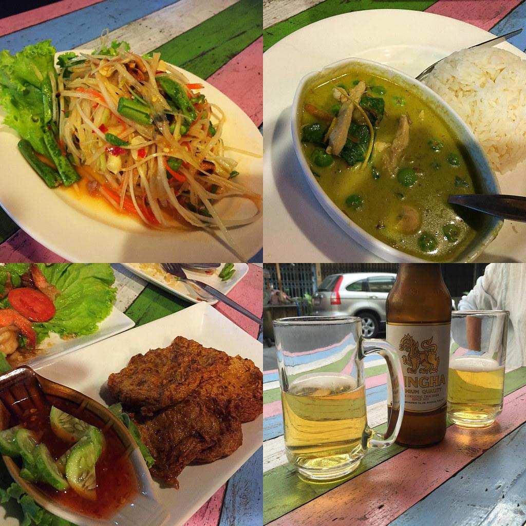 Thaimaa ruoka 9