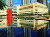 #GongXiFaChai | #SuriaKLCC | #HariWilayah | Kuala Lumpur | Wilayah Persekutuan | Malaysia | #KLCC #Reflection #VisitMalaysia