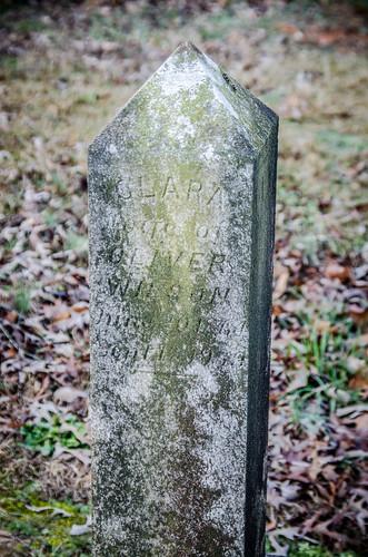 Cedar Grove Baptist Church and Cemetery-003