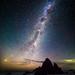 Milky Way at Camel Rock by jeremy.herbert23