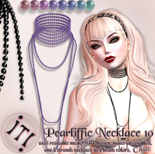 !IT! - Pearliffic Necklace 10 Image