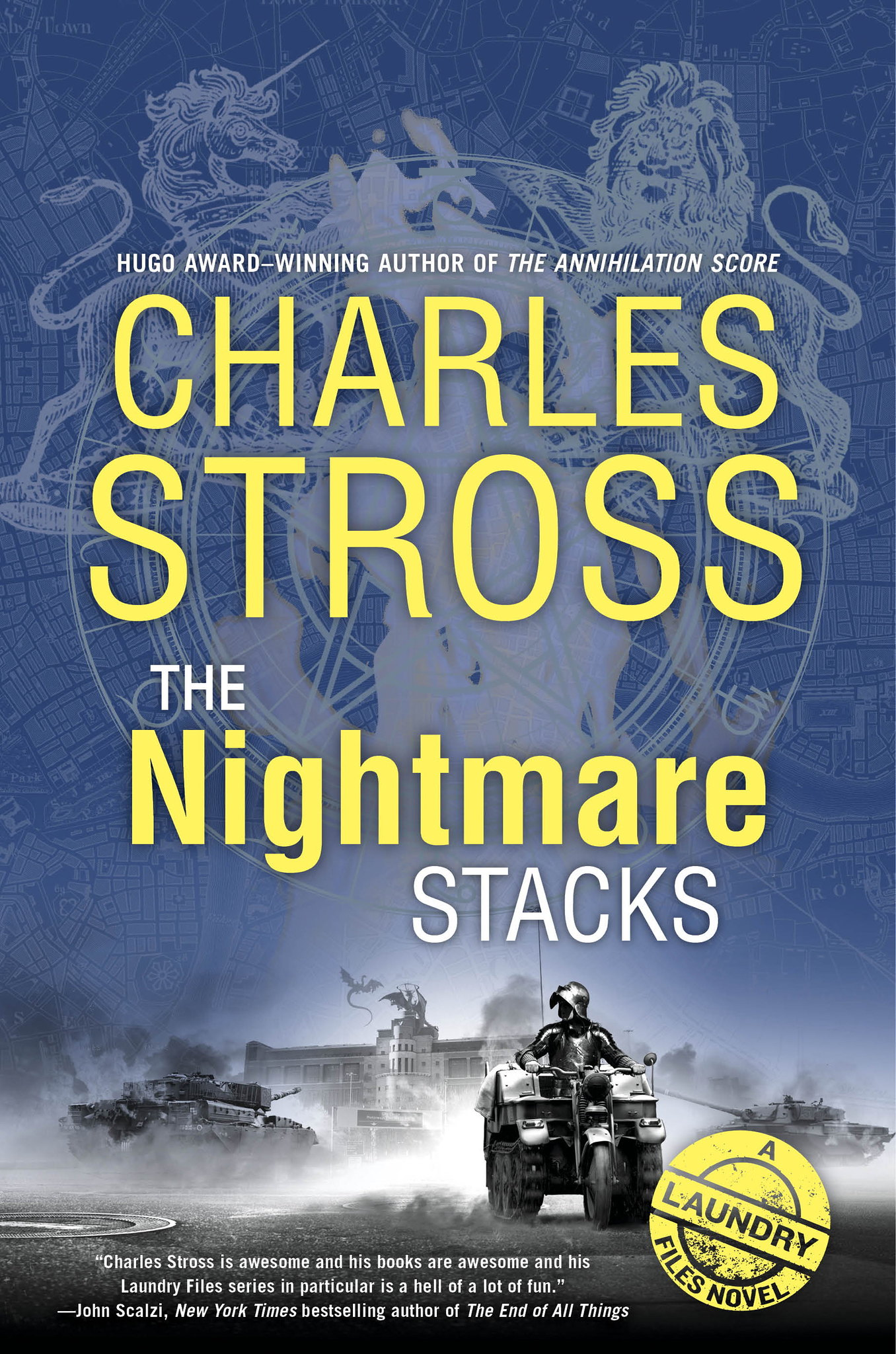 The Nightmare Stacks US