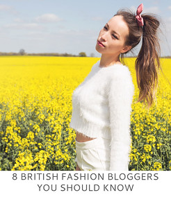 8 British Fashion Bloggers You Should Know | Not Dressed As Lamb