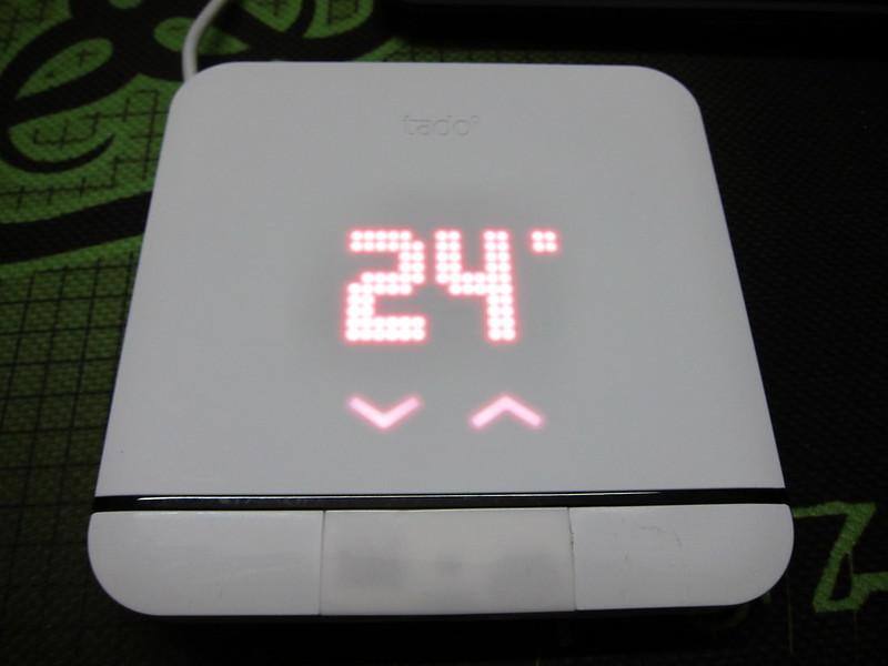 tado Smart AC Control - Button - Temperature