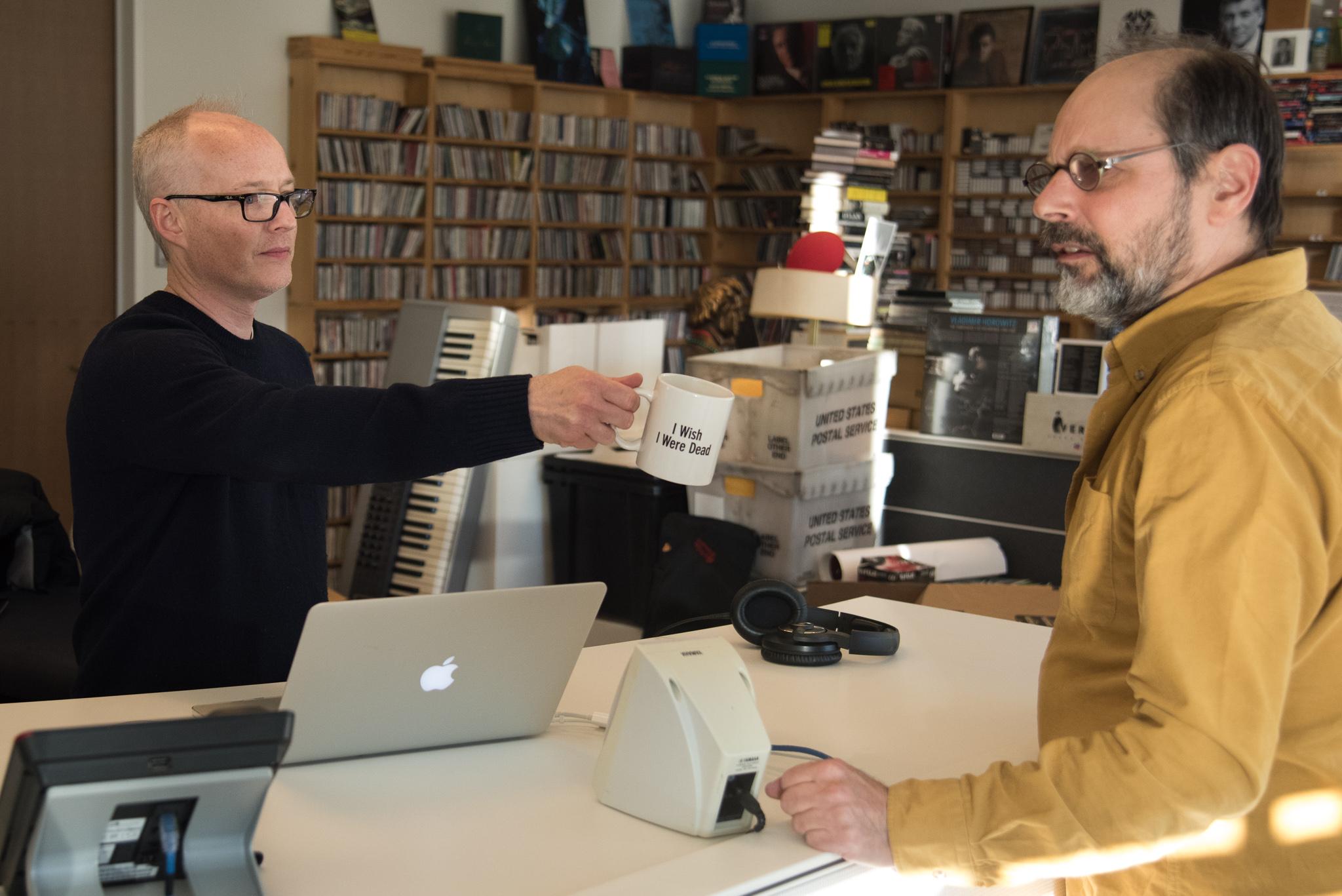 Bob Boilen bob boilen all songs considered anniversary interview