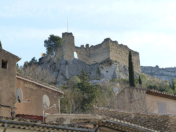 le château des évêques