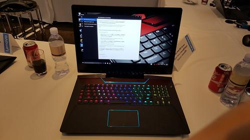 Lenovo ideapad Y900 Gaming machine สเปกเทพ