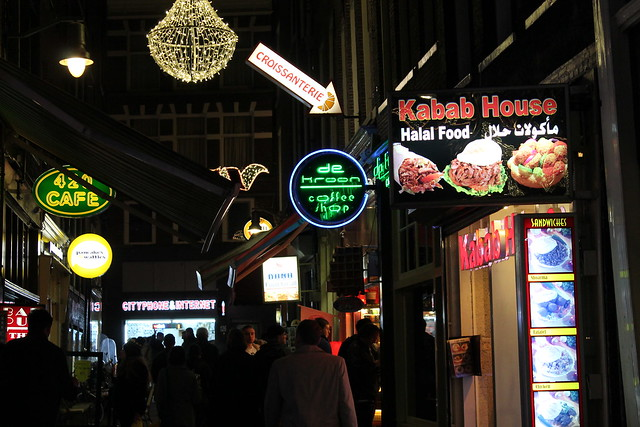 kabab house amsterdam night halal
