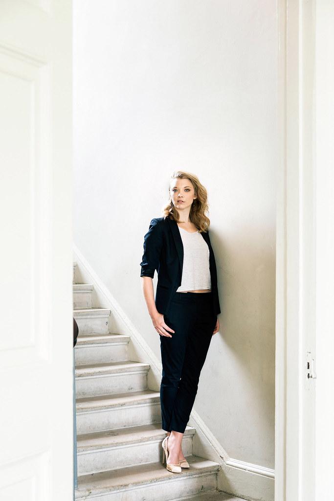 Натали Дормер — Фотосессия для «Telegraph» 2015 – 9