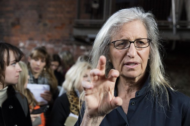 Annie Leibovitz WOMEN New Portraits exhibition commissioned by UBS © Martin Ruetschi (2)