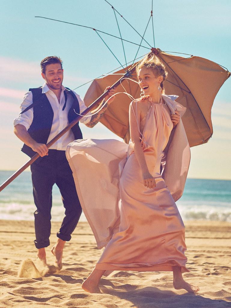 Белла Хиткот — Фотосессия для «Glamour» 2016 – 2