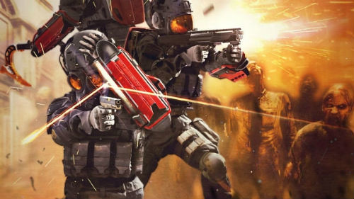 Resident Evil shooter Umbrella Corps out in May