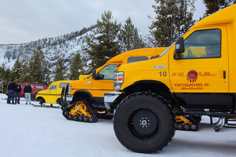 IMG_7628 Snowcoach with Big Tires (Bigfoot), Yellowstone National Park