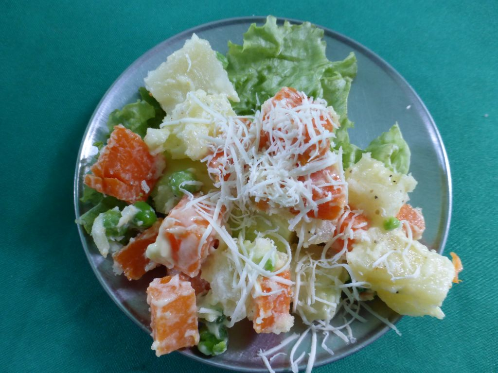 appetizer salad