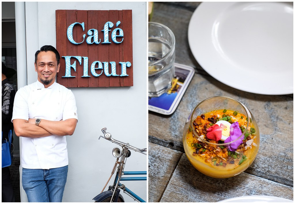 Good places to eat in manila: Cafe Fleur