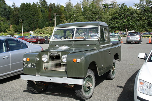 Series 2 Land/Rover
