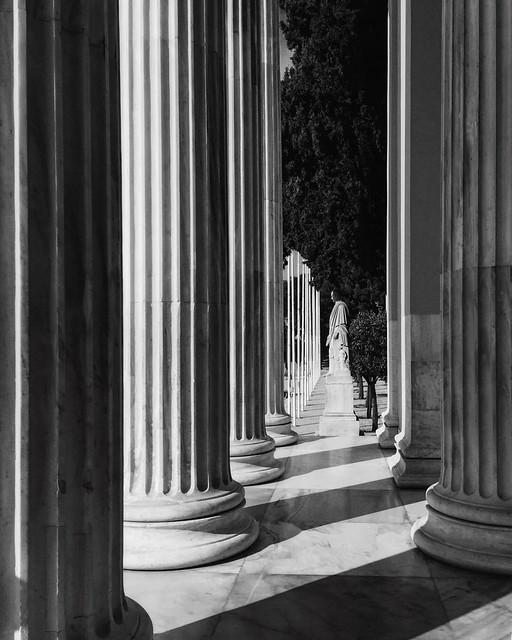 Athens Series   Zappeion #architecture