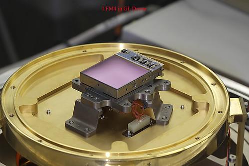 A JWST NIRCam Detector