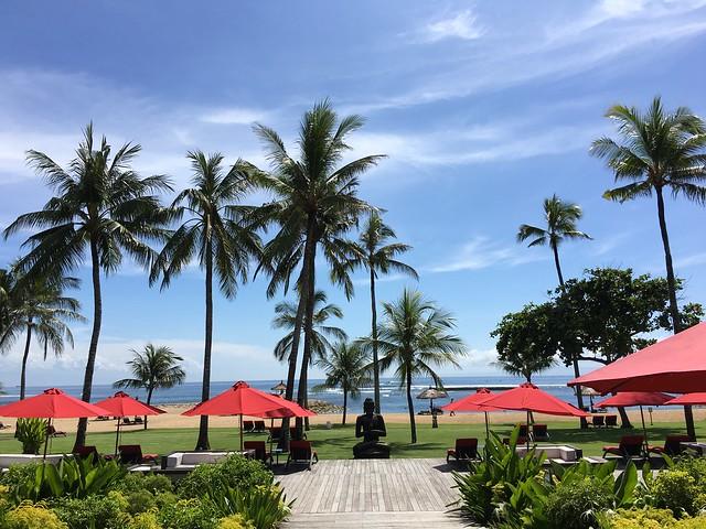 Nicolekiss in Club Med Bali