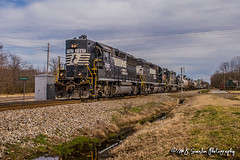 NS 7067 | EMD GP50 | NS Memphis District West End