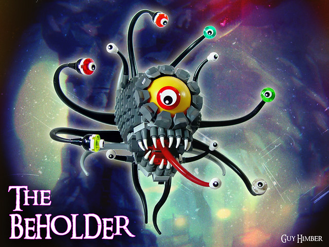 The Beholder by Guy H