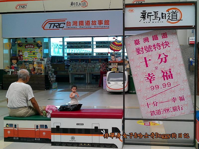 臺鐵新烏日vs高鐵台中站10