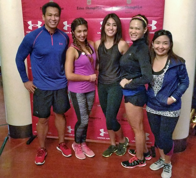 Under Armour Women's Day Celebration at Chi Spa
