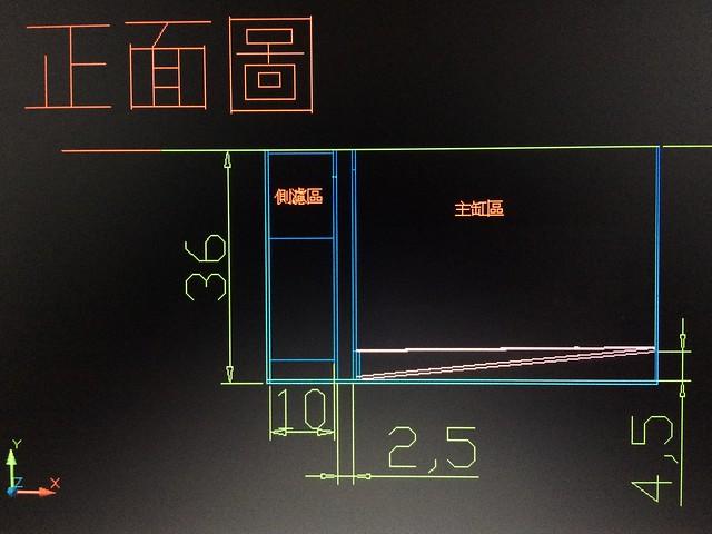 2呎側濾缸