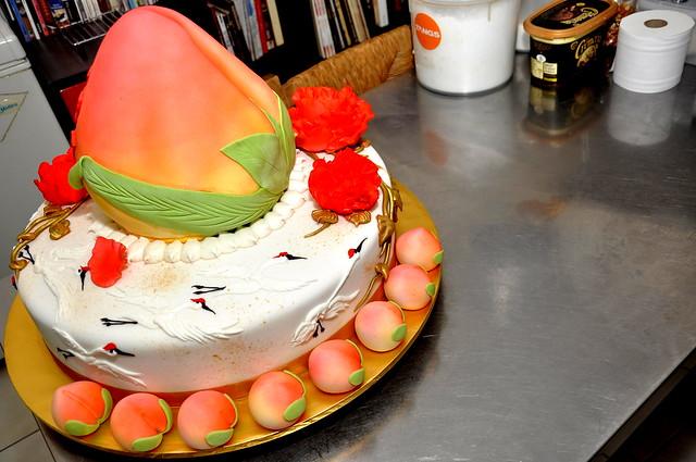 Birthday Cake by Sunny Yaw