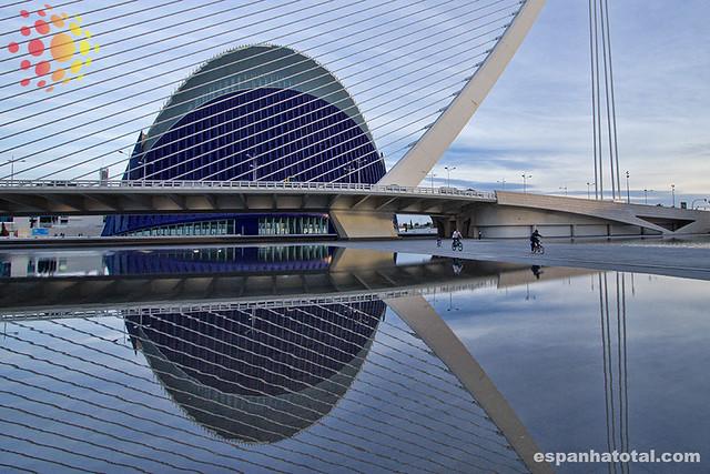 Ciudad de las Artes y las Ciencias de Valência
