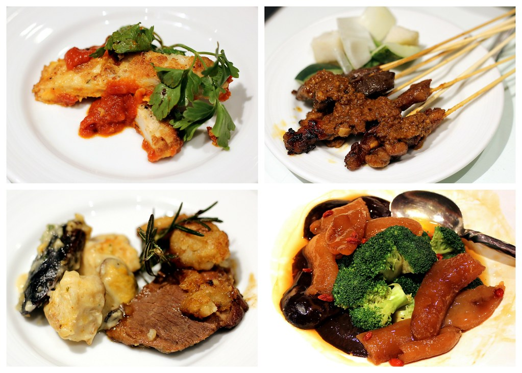 Spices Cafe Harvest of the Sea Buffet Cooked Food