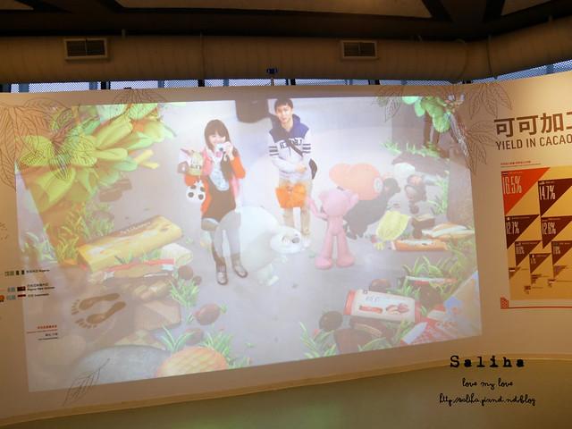 桃園親子景點宏亞巧克力共和國博物館觀光工廠 (1)