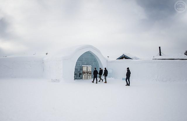 Icehotel Jukkasjärvi 2016