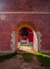 Arches viaduc de l'Arrêt-Darré