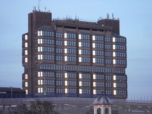 Bucks County Council Building, Aylesbury