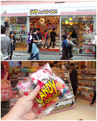Candy in Harajuku