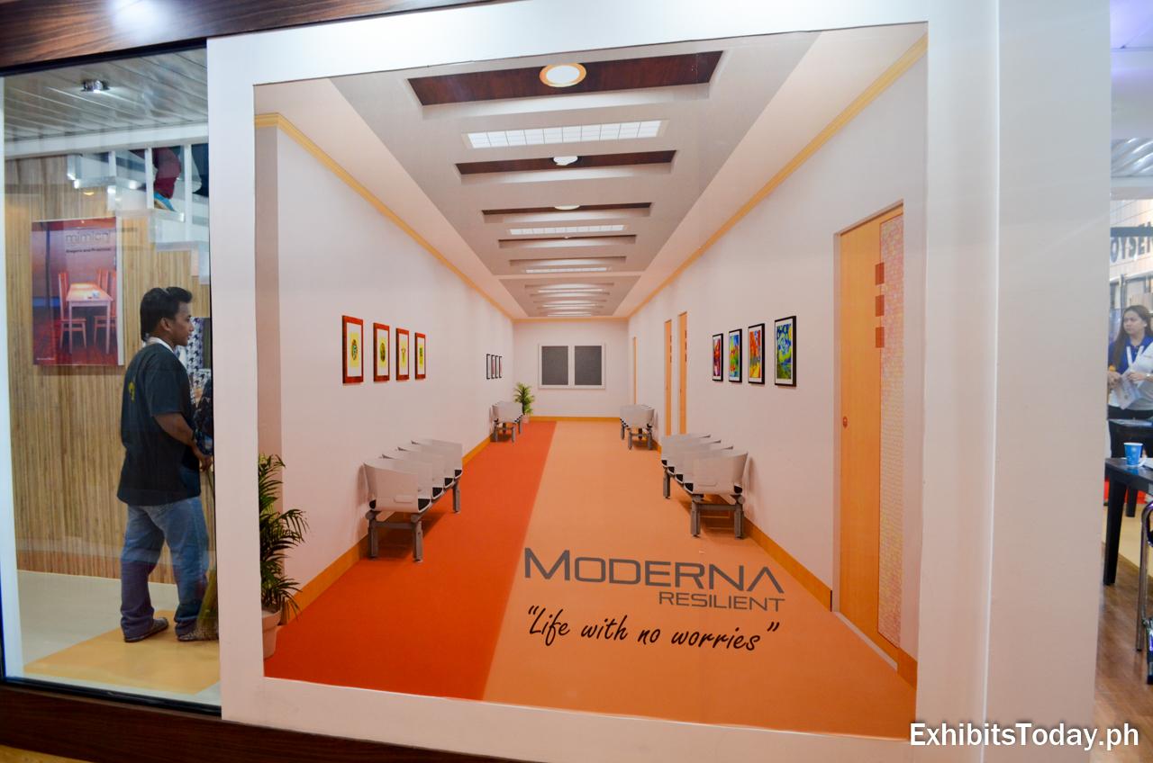 Moderna Resilient Flooring