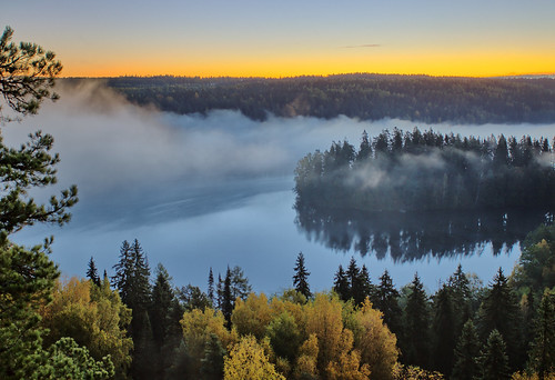 morning autumn mist lake tree fall nature water weather misty fog forest sunrise finland season landscape countryside pond haze woods scenery colorful europe glow outdoor vibrant background hill foggy scenic peaceful aerialview calm fantasy silence mysterious cape mystical glowing serene stillwater peninsula magical idyllic hdr mystic headland foreland